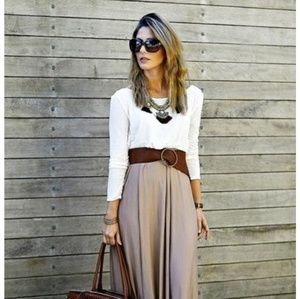 Fray Dresses - Long sleeve open back dress
